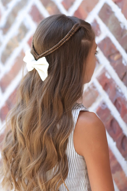 cute hairstyles girly