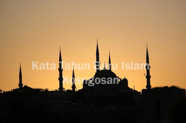 99 Kata Ucapan Tahun Baru Islam 1 Muharram Terbaru Kosngosan