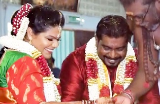 Indian Wedding Filmmaker I Ragupoovan Kalaiselvi Wedding Montage