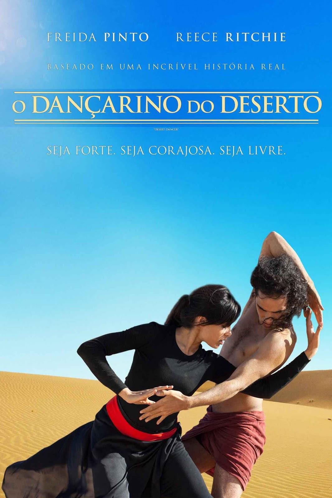 O Dançarino do Deserto Torrent - Blu-ray Rip 720p Dual Áudio (2015)