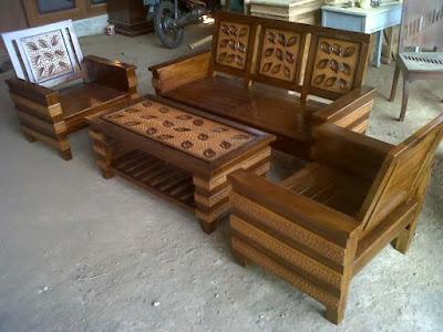 Gambar model kursi ruang tamu minimalis