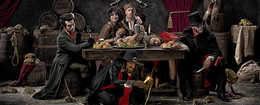 Win a family ticket to the Dungeon in London, York or Edinburgh