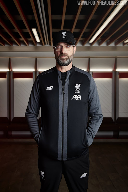New Balance Liverpool 19 20 Jurgen Klopp Manager Collection Released Footy Headlines