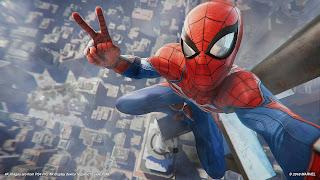 Spider-Man - Jogo de PS4 mostra gameplay fantástico