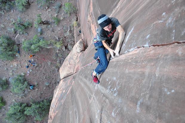 Rock Climbing Xtreme October 2011