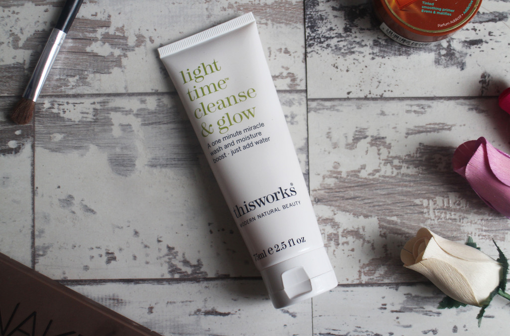 This Works Light Time Cleanse & Go
