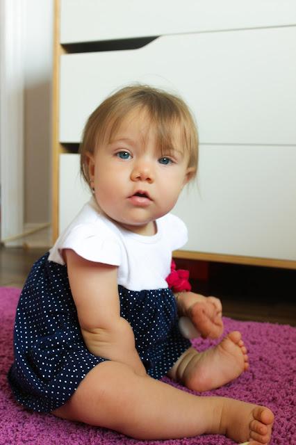 Diana - 9 meses