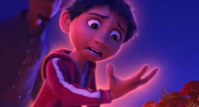 Disney released first teaser trailer of Pixar's Coco