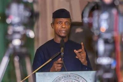Osinbajo Slams Pastors Who Don't Preach Against Corruption