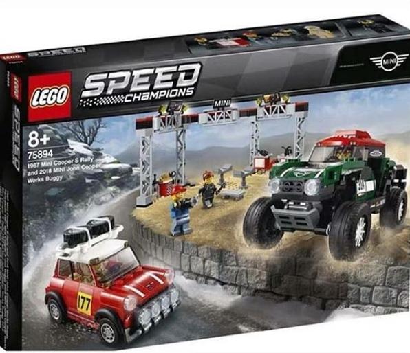 Anjs Brick Blog More Lego Speed Champions 2019 Set Images Revealed