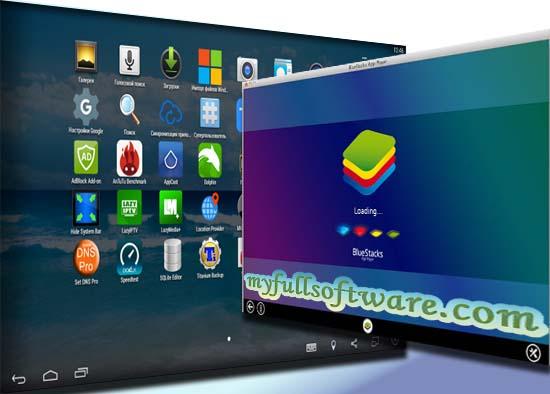 Bluestacks HD app player pro offline installer