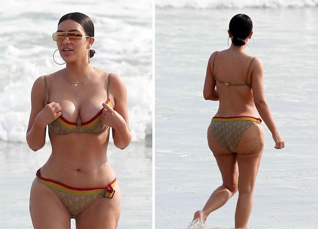 Kim Kardashian no México