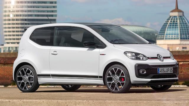 2017 Volkswagen Up! GTI - #Volkswagen #GTI #new_car