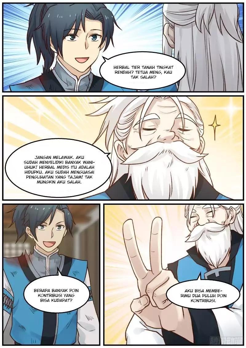 Baca Komik Martial Peak Chapter 26 Bahasa Indonesia Komik Mama