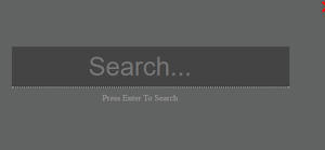 Search Box Floating html Amp