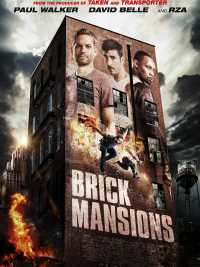 Brick Mansions 2014 300mb Hindi-English Download Dual Audio
