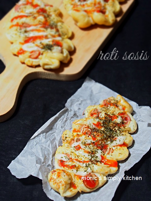 resep roti asin tanpa ulen