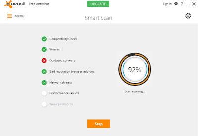 Software Avast Free Antivirus 2016 v11.2.2260 For Pc
