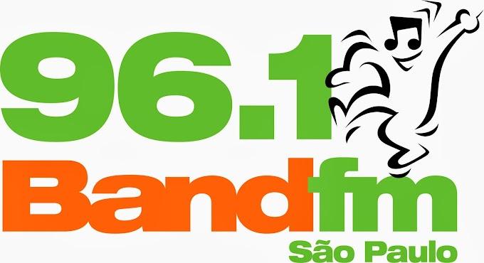 Rádio Band FM 96,1 de São Paulo SP Online
