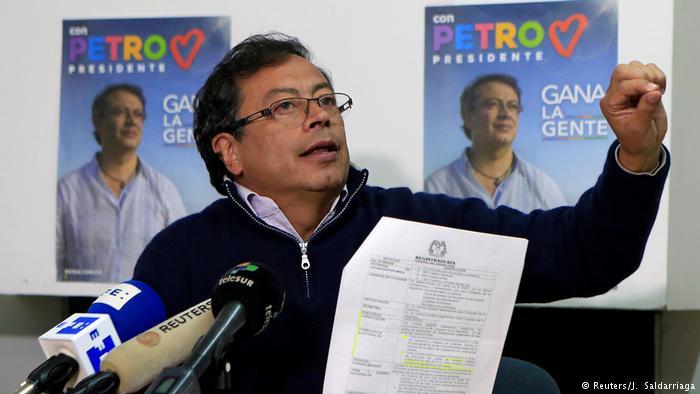 Gustavo Petro: el exguerillero que se acerca a la presidencia de Colombia