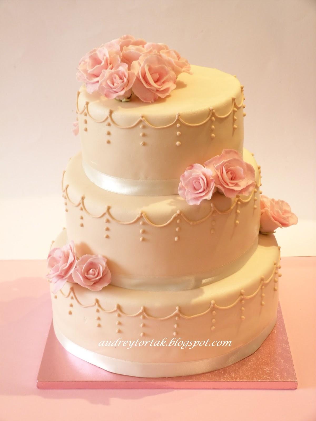 esküvői torta díszítése Egy szelet tortát?: Esküvői torta pasztell színekben esküvői torta díszítése