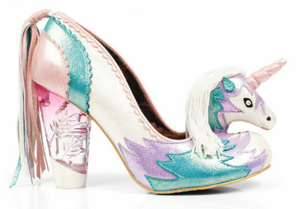 Irregular Choice dreamkiss unicorn