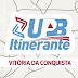 UPB Itinerante acontece em Vitória da Conquista a partir desta quarta (30)