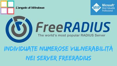 Individuate%2Bnumerose%2Bvulnerabilit%25C3%25A0%2Bnei%2Bserver%2BFreeRadius - Individuate numerose vulnerabilità nei server FreeRadius