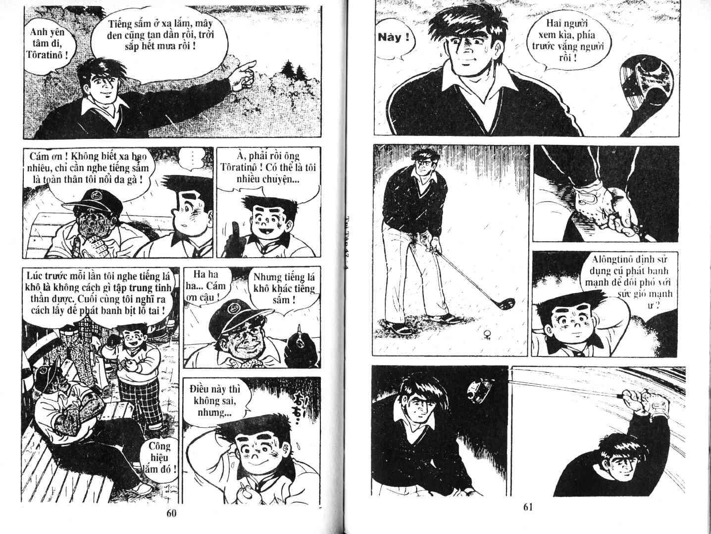 Ashita Tenki ni Naare chapter 47 trang 30