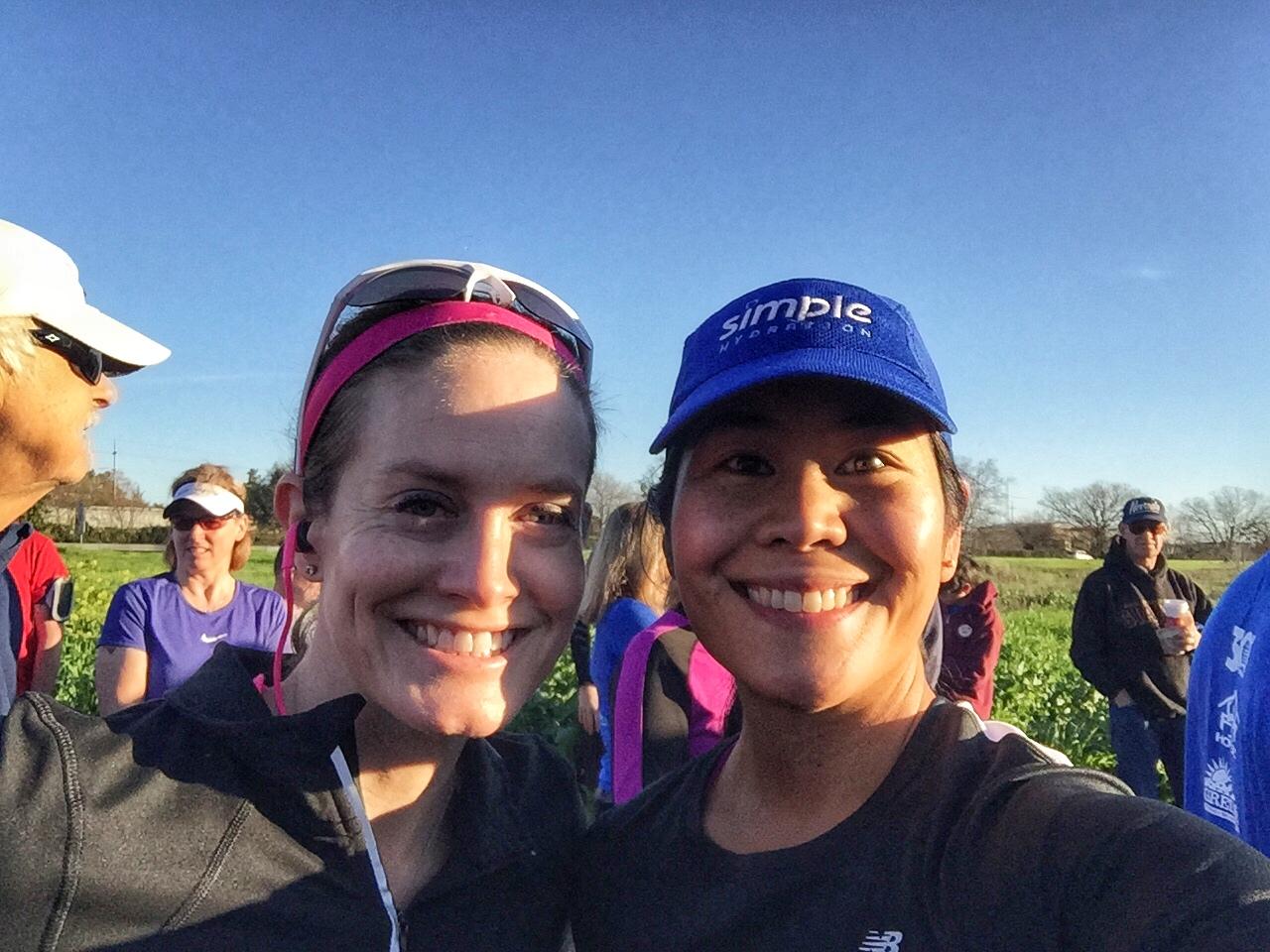 Run Hike Play Davis Stampede 10k Race Recap 2 12 17