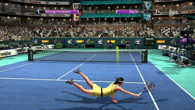 Deli-frost virtua tennis 2009 full game free pc, download, play.