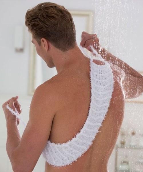Back Scrubber - Free Pattern