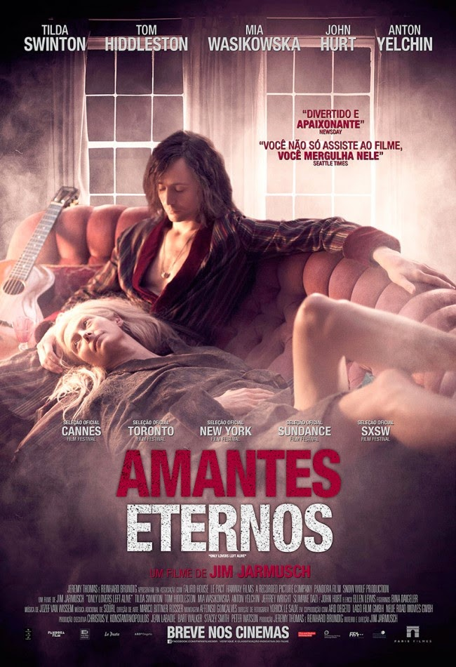 Review Amantes Eternos