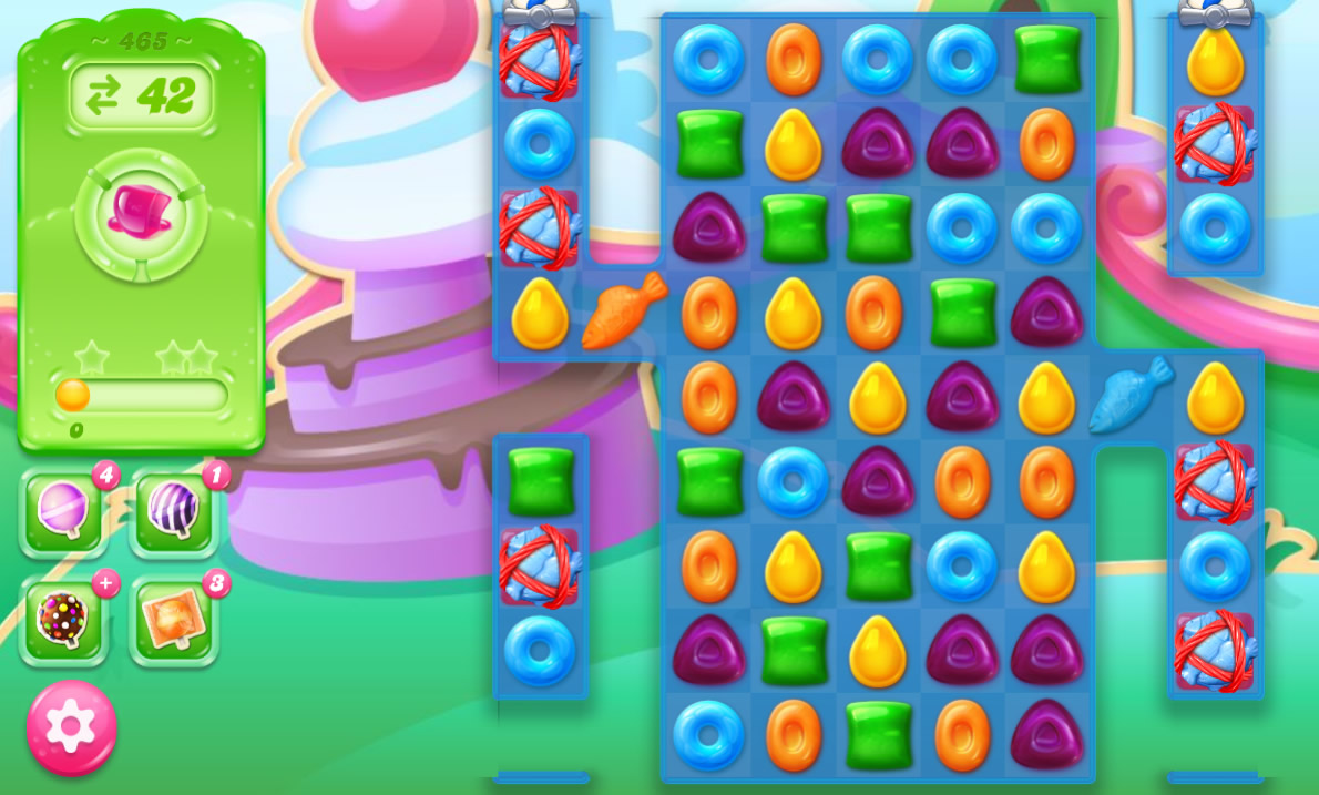 Candy Crush Jelly Saga 465