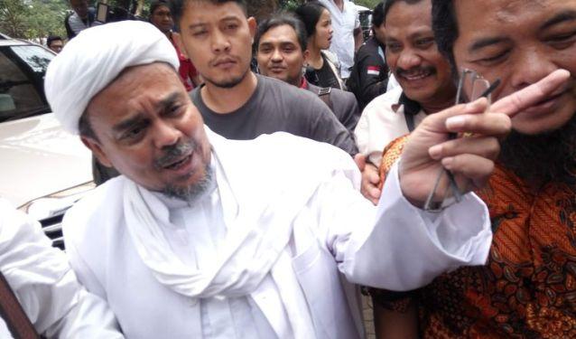 """Habib Rizieq Dapat Visa Khusus Kunjungan yang Berlaku """"Unlimited"""""""