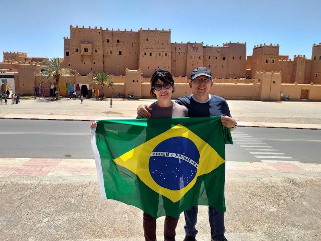 Ouarzazate,Marrocos, África.