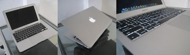 macbook air, jual macbook air core i5