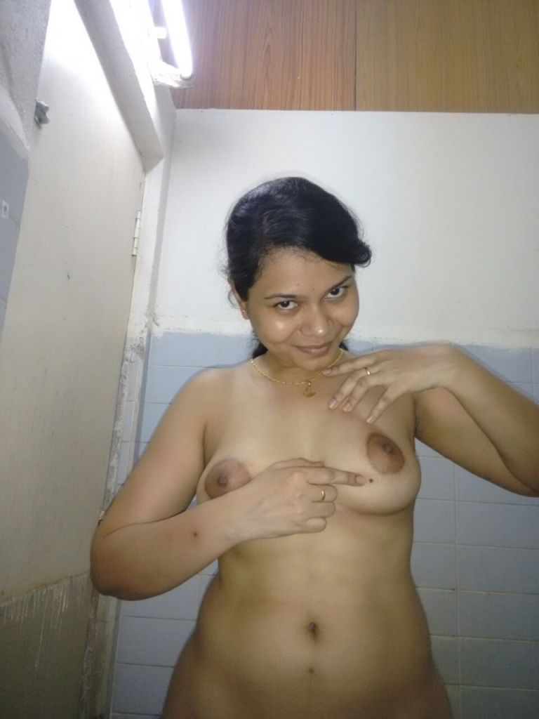 Indian young college girls-5668