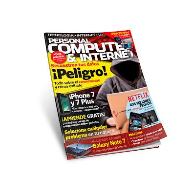 Personal Computer & Internet 167 - El temido ransomware !!