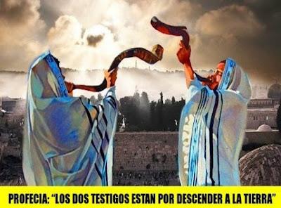 Resultado de imagen para LOS DOS TESTIGOS DEL APOCALIPSIS