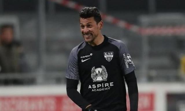 سقوط بالضربة القاضية لنجم الترجي الرياضي التونسي السابق و المنتخب يوسف المساكني