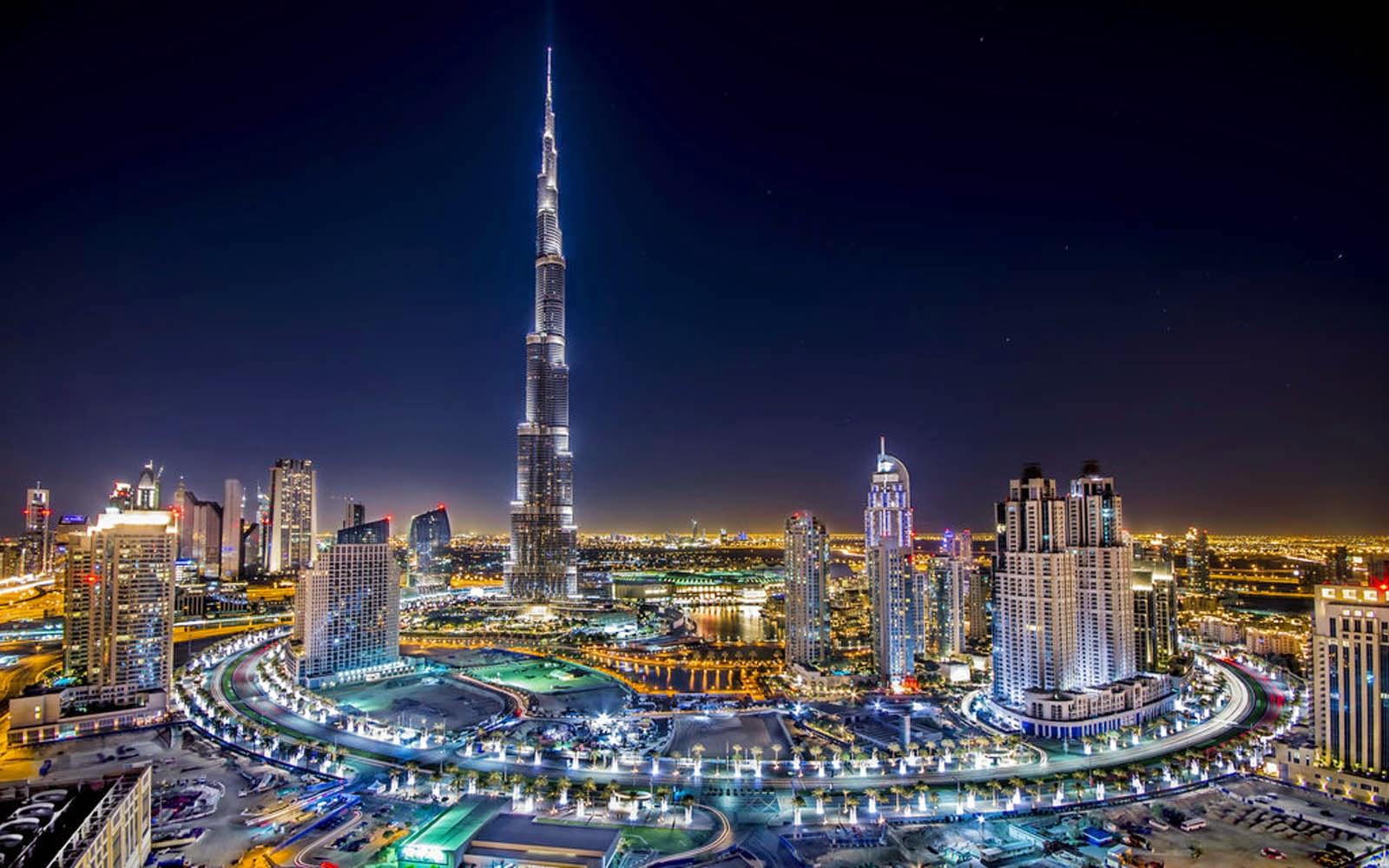 Hd wallpapers burj khalifa photos at night - Dubai burj khalifa hd wallpaper ...