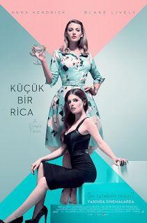 Küçük Bir Rica [ A Simple Favor ] Filmini İzlemeli Miyiz