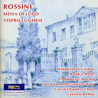 Rossini: Messa di lugo & Verspro lughese