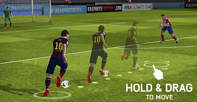 Game Android FIFA 2014