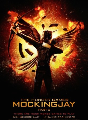 The Hunger Games Mockingjay Part 2 (2015) English Movie Download