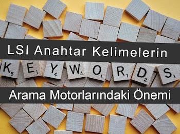 Google Arama Motorunda LSI Anahtar Kelimelerin Önemi