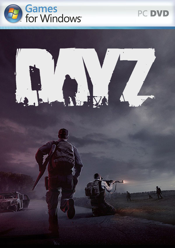 DayZ PC Cover