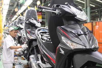 Warna Baru Honda Supra X 125 FI