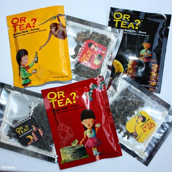 Monkey pinch,Dragon well et Towering kung fu de Or Tea